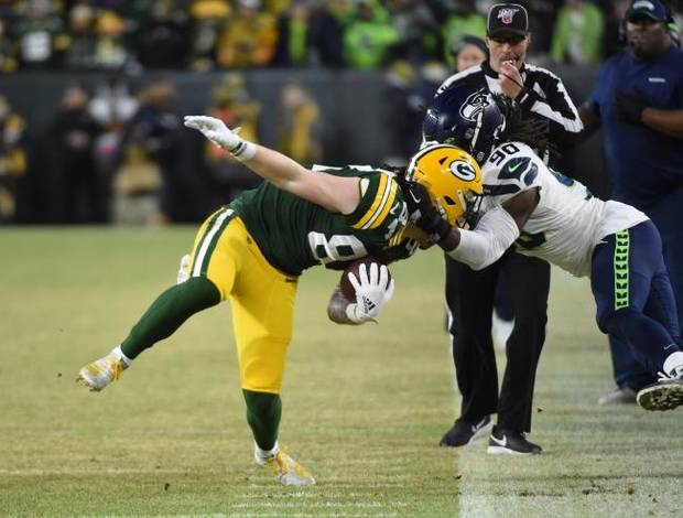 NFL playoffs: Kingfisher's Jace Sternberger an unlikely celebrity in Packers' push for Super Bowl