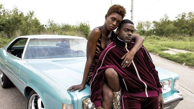 "Daniel Kaluuya and Jodie Turner-Smith star in ""Queen & Slim."" [Universal Pictures]"