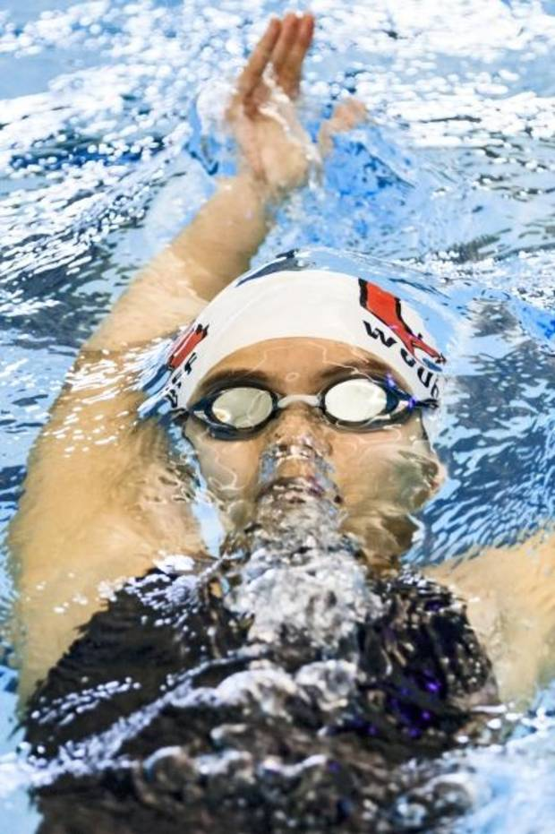 Class 5A swimming: Carl Albert girls claim second consecutive state title