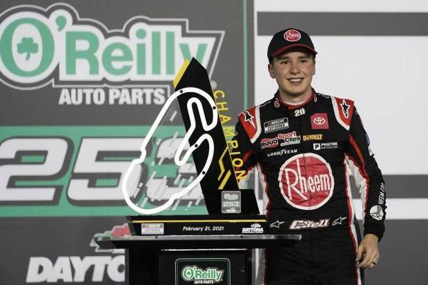 Christopher Bell's first NASCAR Cup win set off huge celebration in Oklahoma. Here's who cheered loudest