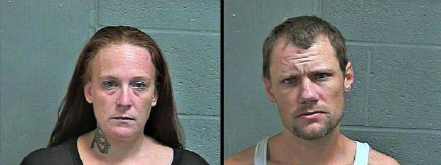 Two arrested, more than 4 pounds of meth seized in OKC traffic stop | The Oklahoman