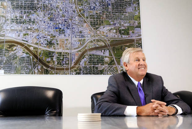 Jim Couch, OKC's city manager for 31 years, to retire in January | The Oklahoman
