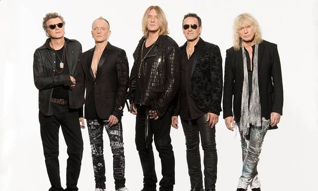 Def Leppard [Photo provided]