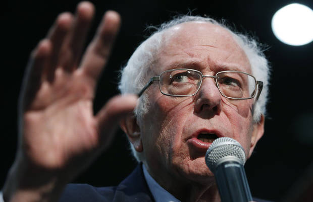 2020 Watch: Can the establishment stop Bernie Sanders?