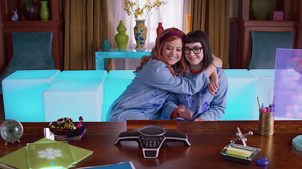 "A scene from ""Daphne and Velma."" [WBHE]"