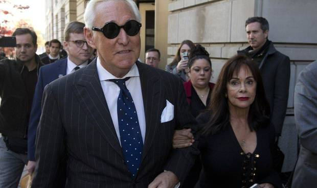 Trump loyalist Roger Stone gets 40 months in prison