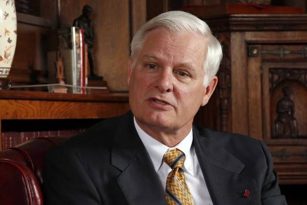 Short and turbulent stint for OU president