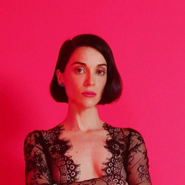 St. Vincent [Photo provided]