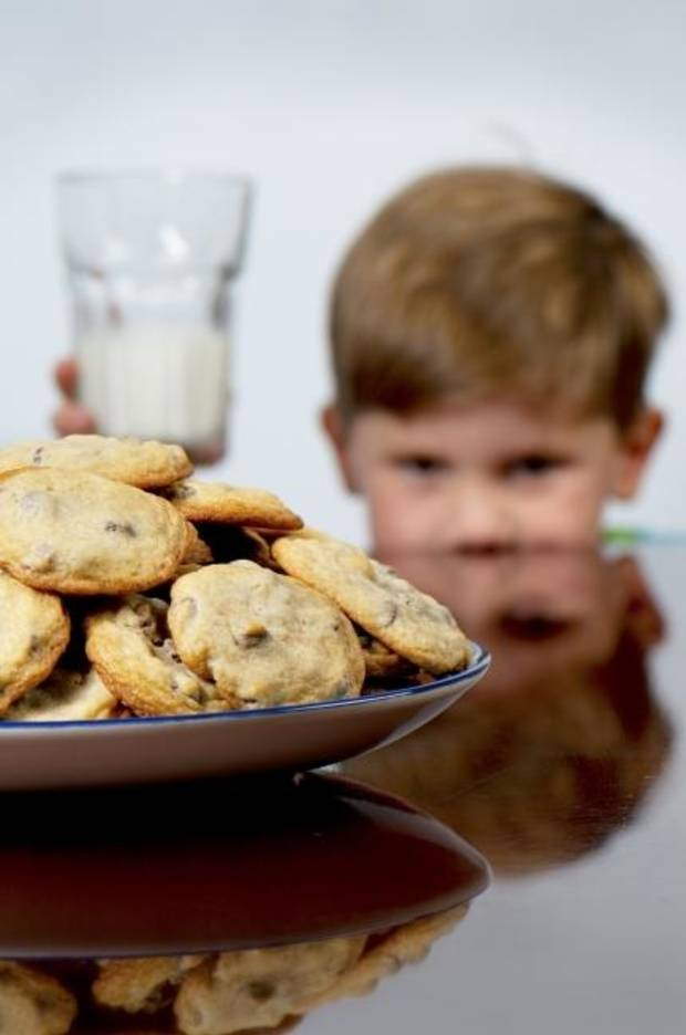 Family Talk: Teaching self-control requires parents' patience