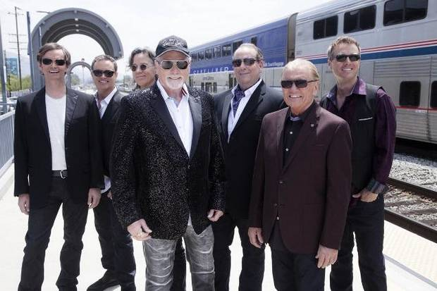 The Beach Boys, featuring Mike Love and Bruce Johnston, recently made a stop in Oklahoma City to help raise money for the Regional Food Bank of Oklahoma's Food For Kids program. Photo provided