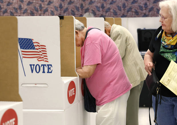Lots of homework in store for Oklahoma voters