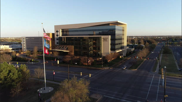 Thanks in part to TSET funding, Stephenson Cancer Center received the prestigious National Cancer Institute designation and is the only NCI-designated center in Oklahoma. [PHOTO PROVIDED]