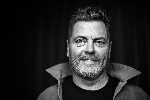 Nick Offerman [Photo provided]