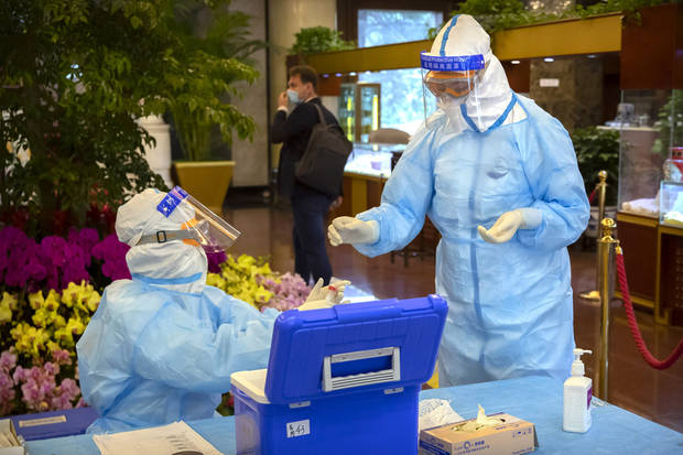 China lawmakers gather as doubts swirl over pandemic safety