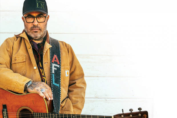 Aaron Lewis. Photo provided