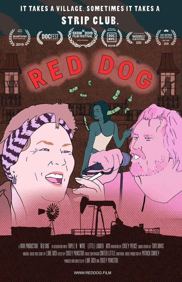 Oklahoma native Luke Dick's documentary 'Red Dog' released on DVD and streaming services