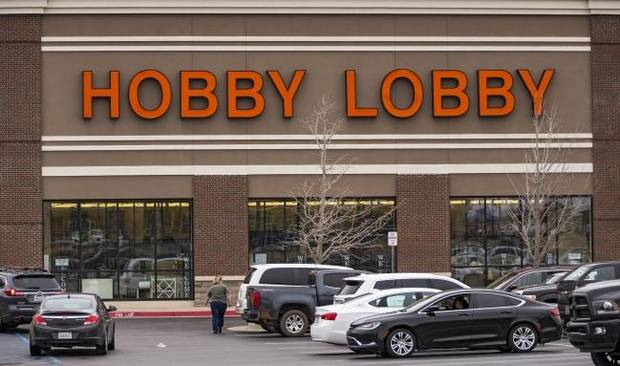 Coronavirus in Oklahoma: Most Hobby Lobby remain open amid pandemic
