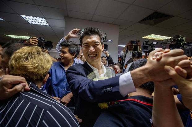 Thai court orders popular opposition party dissolved