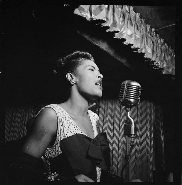 """Billie,"" a searing portrait of iconic African American singer and activist Billie Holiday, has been announced as the opening night film for the 20th Annual deadCenter Film Festival. [Photo by William P. Gottlieb/Ira and Leonore S. Gershwin Fund Collection, Music Division, Library of Congress]"