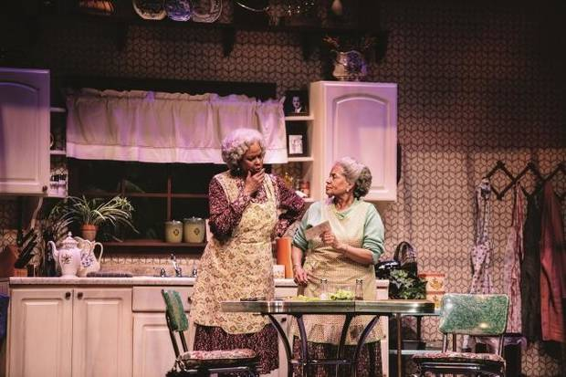 Theater review: Homey storytelling helps Lyric Theatre's 'Having Our Say' b...