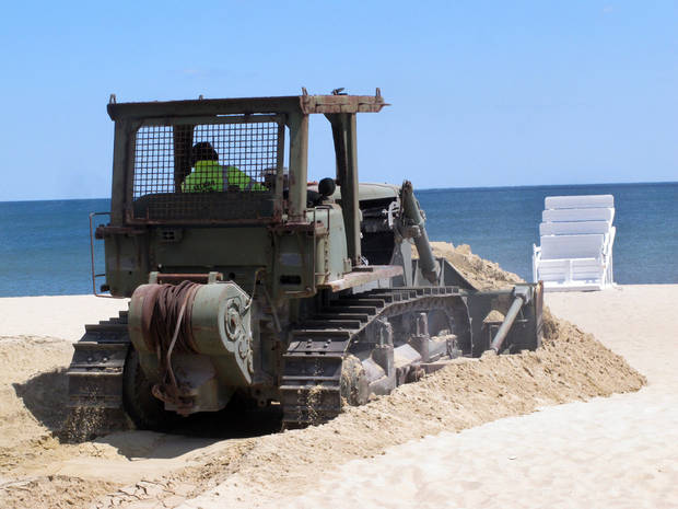 What will Jersey Shore beaches be like in the Summer of Bug?