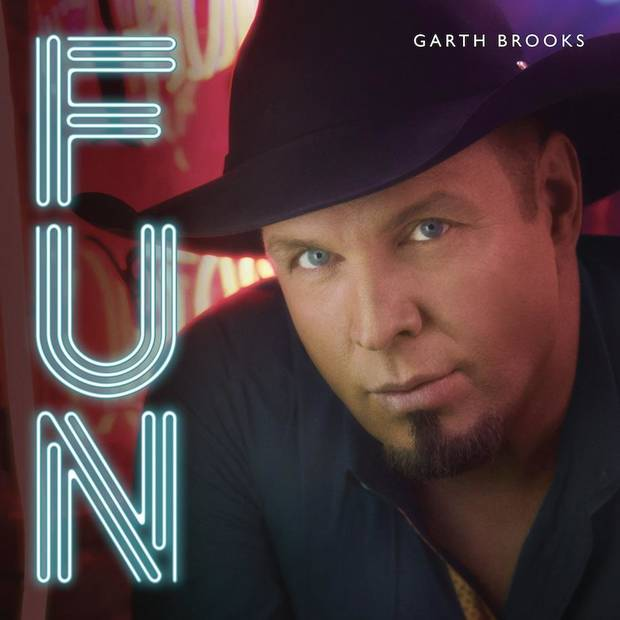 "Garth Brooks has announced that his eagerly awaited 12th studio album ""FUN"" will be released Nov. 20. [Blue Rose Inc. photo]"