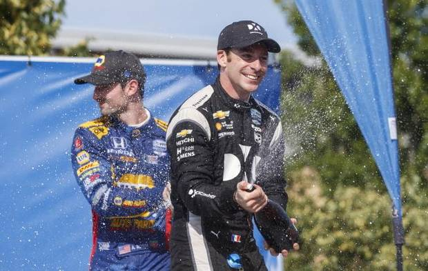 Morning Roundup: Pagenaud earns 3rd IndyCar victory of season