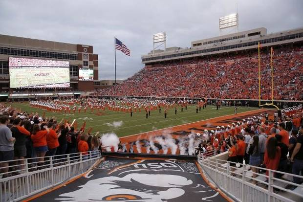 Opinion: What are Oklahoma State's options for replacing Oregon State in 2020 college football opener?