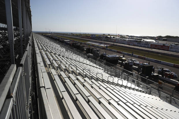 'Right now is strange' - NASCAR and IndyCar call off racing
