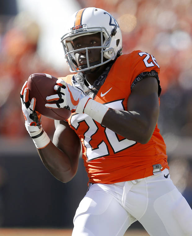 Score, Stats & Live Updates For Oklahoma State vs. Virginia Tech