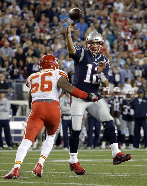 NFL predictions: Could New England drop to 0-2?