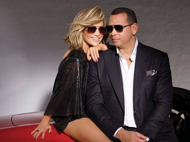 Jennifer Lopez and Alex Rodriguez star in a new marketing campaign for Quay Australia. They also have their own sunglasses collections.