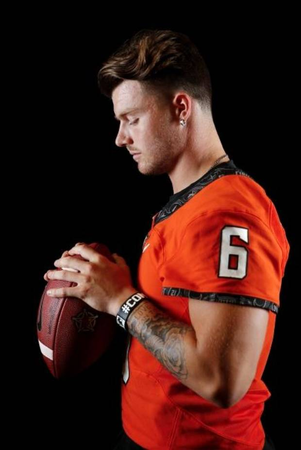 Betting on Brown: Cowboy quarterback Dru Brown gambled on his own talent in journey to OSU