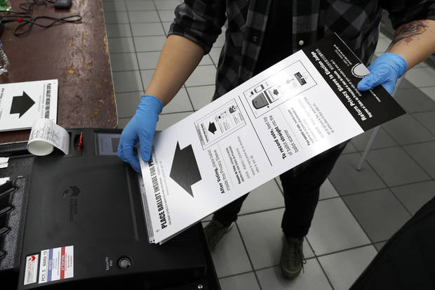 AP-NORC poll: Rising support for mail voting amid pandemic
