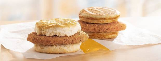 Another chicken sandwich clash? McDonald's is making two new dishes available nationwide