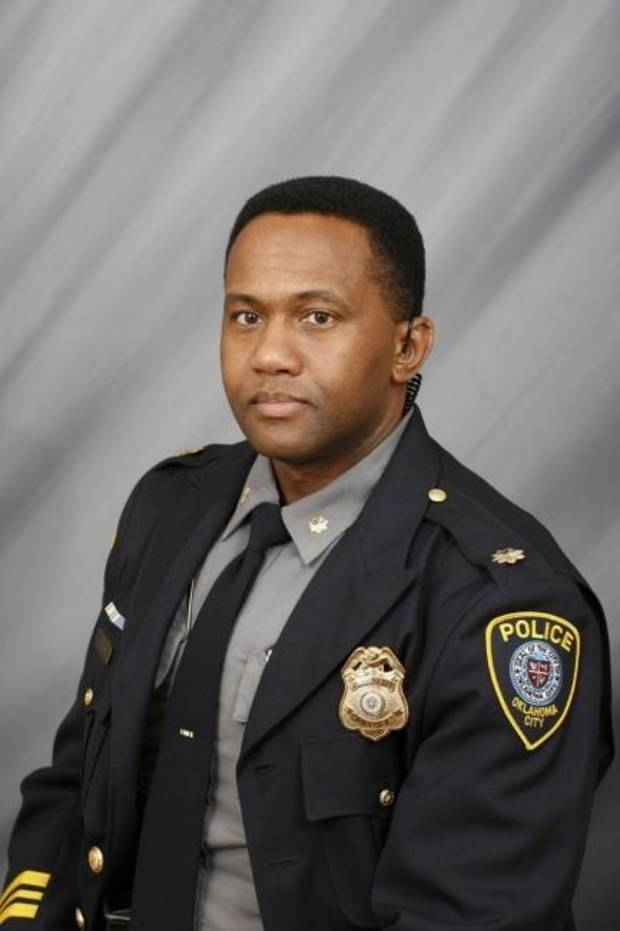 OCU's first African American police chief selected