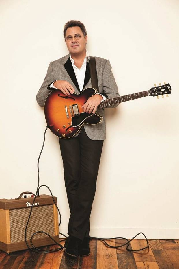 Vince Gill. Photo provided