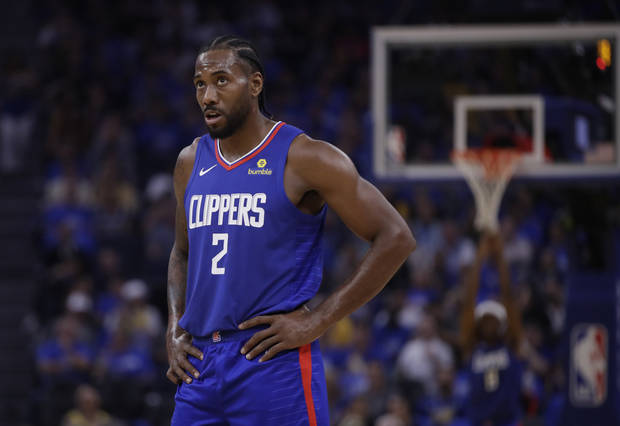 Clippers' Kawhi Leonard ruled out for Thunder game