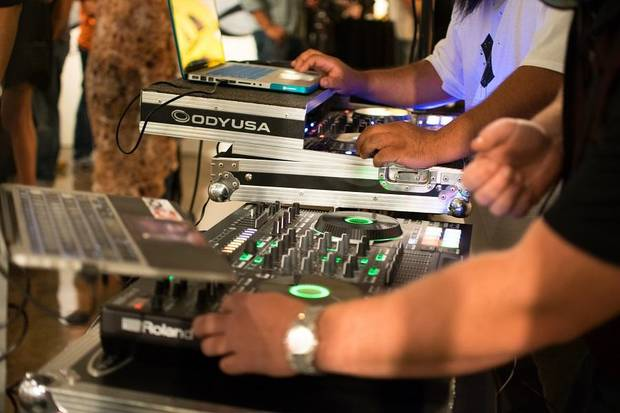 DJ School will be among the array of offerings at the improved and expanded Studio School on Oklahoma Contemporary Arts Center's new downtown Oklahoma City campus. Registration is now open for spring classes and workshops. [Photo provided]