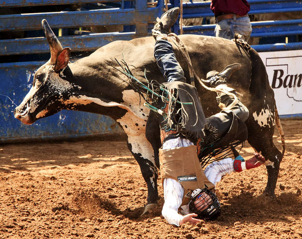 International Finals Youth Rodeo continues Friday | The Oklahoman