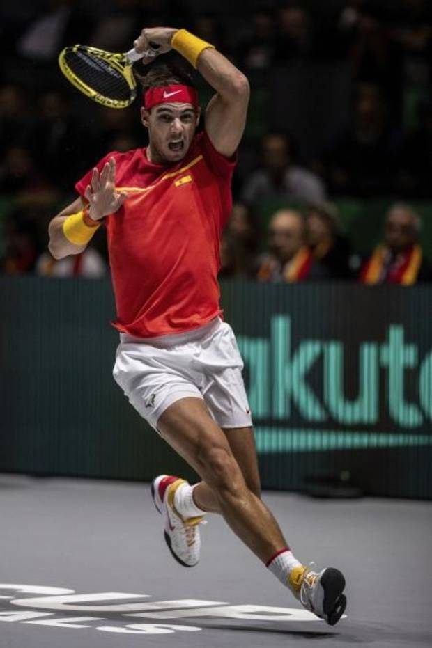 Morning Roundup: Nadal guides Spain into Davis Cup semifinals