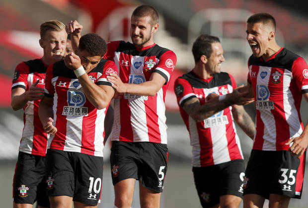 City loses 1-0 at Southampton after moment of magic by Adams