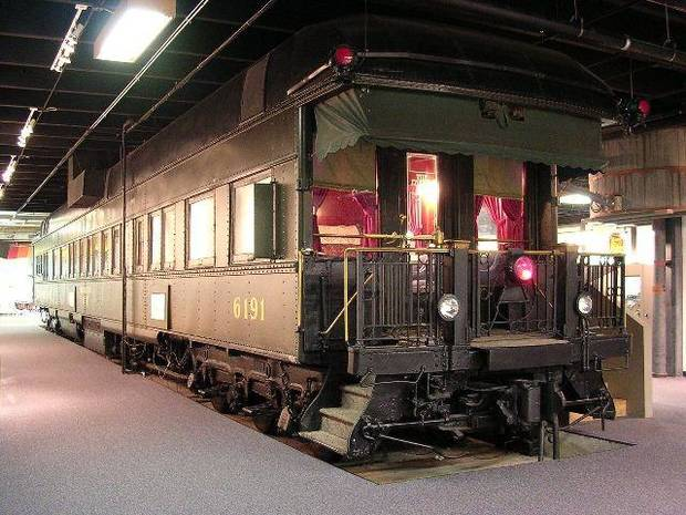 what to do in oklahoma on jan 1 2016 tour science museum oklahoma 39 s historic pullman parlor. Black Bedroom Furniture Sets. Home Design Ideas