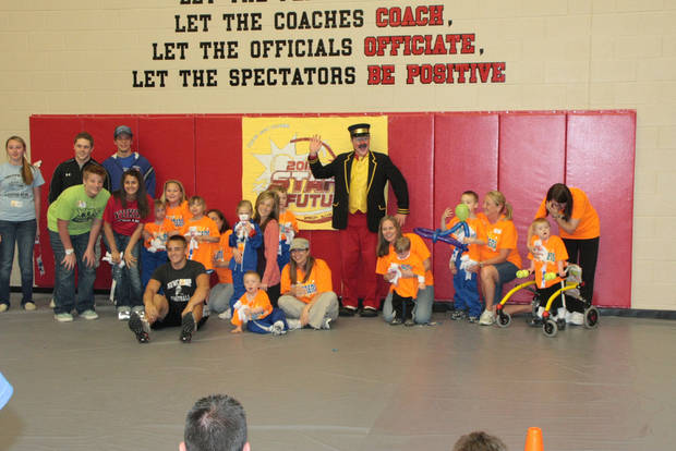Among the many community organizations that Dental Depot supports is Special Olympics. Photo provided by Dental Depot.