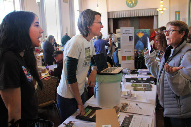Advocates for social justice, environmental issues turn out for Peace Festival | The Oklahoman