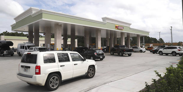 Oil prices, hurricane drive up gasoline costs