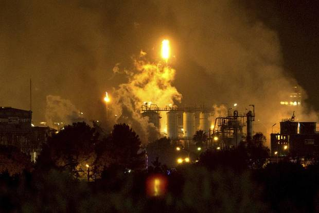 Spain: Second death confirmed after chemical plant blast