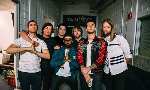 Maroon 5 [Photo provided]