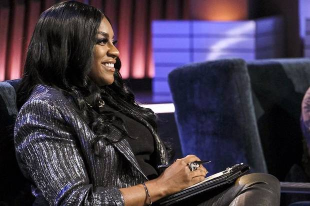 "Ester Dean appears on ""Songland."" [Photo by Trae Patton/NBC]"