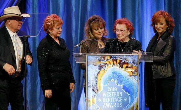 Image result for reba mcentire mom